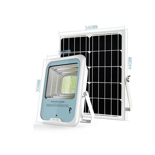 Security Solar Lights Motion Detector